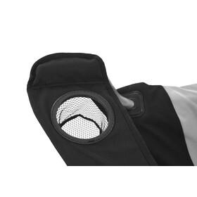 CAMPZ Deluxe Arm Chair schwarz